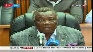 COTU Sec Gen Francis Atwoli's appeals to President Uhuru Kenyatta