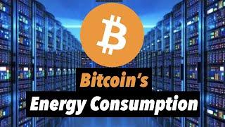 Crypto Energy Usage pro Transaktion