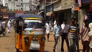Madurai street, Tamilnadu