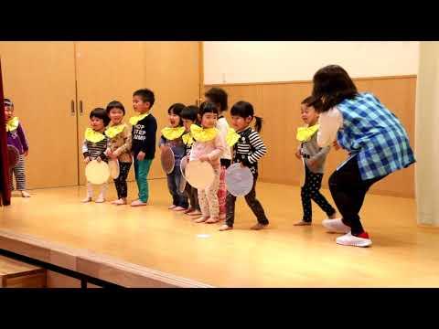 平成29年度 みなみ保育園 おわかれパーティ・もも組(子どもたちの大好きネタシリーズ)