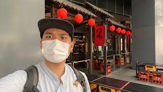 観光客ゼロ!シンガポールのドローカル街を歩く|Tai Seng