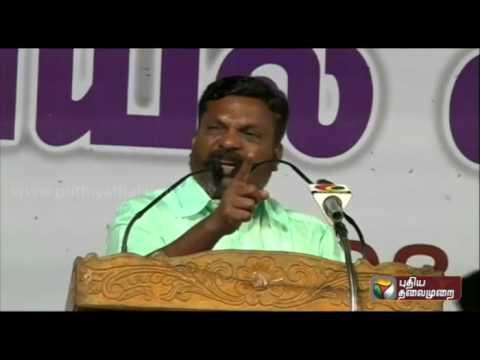 Vaakkala-Perumakkale-Thol-Thirumavalavan-praises-DMDK-leader-Vijayakanth