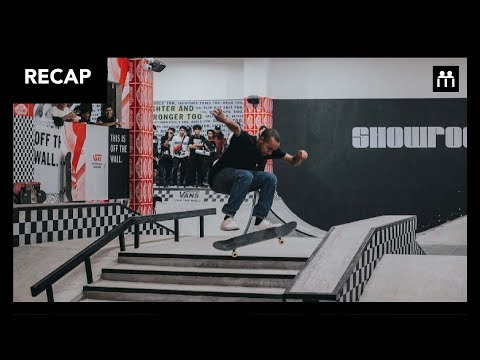 The Biggest Indoor Skate Park In Malaysia By Showroom & Vans With Chima Ferguson