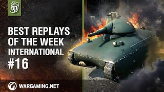A Most Unlikely Vehicle - Best Replays of the Week Ep. 16