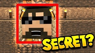 THIS SECRET MINECRAFT ROOM IS A LIE!!