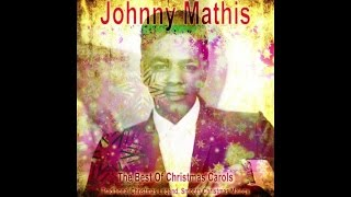 Johnny Mathis - Silent Night, Holy Night (1958) (Classic Christmas Song) [Christmas Music]