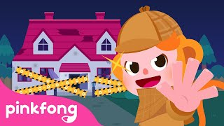 I'm a Curious Detectives 🔍  Job Songs for Kids   Occupations   Pinkfong Songs for Children