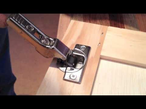 Blum Soft-Close BLUMotion Hinges Review Tiny House