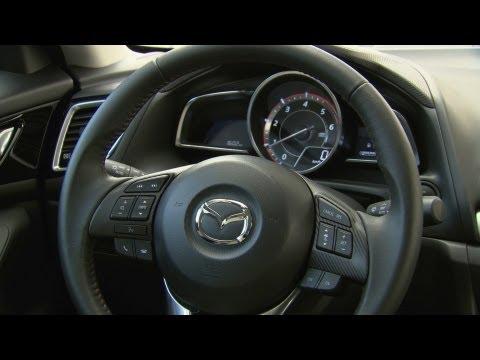 Mazda 3 Sedan Седан класса C - рекламное видео 2