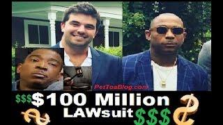 OMG Ja Rule is being Sued for $100 Million Dollars over FYRE FESTIVAL SCAM 🙀 #FyreFest 💸🐸☕️