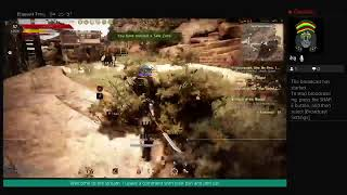 PS4 Black Desert Online (ENG) {NA Server}  Grinding For The Siege 2Moro!
