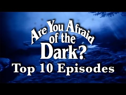 Top 10 Episodes of Are You Afraid of the Dark - Heather Knows Horror