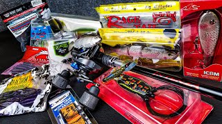*NEW* Tackle Warehouse  Unboxing For 2020 (Lures, Rod, Reel, And MORE)