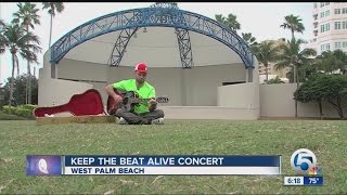 """""""Keep The Beat Alive"""" music festival"""