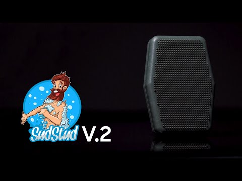 Sud Stud V2: Smart Soap Saver w Lathering Bristles-GadgetAny