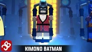 LEGO Batman Movie Game  - KIMOND BATMAN Walkthrough part 3 - iOS/Android