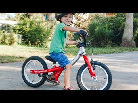 Strider - 12 Classic No Pedal Balance Bike Review