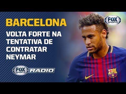 Neymar: muita mídia pouco futebol? FOX Sports Rádio debate futuro do atacante