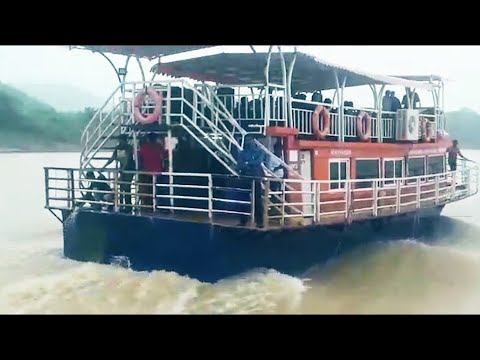 Godavari boat tragedy: Video of ill-fated boat minutes before it capsized