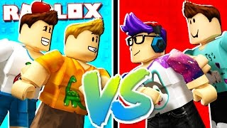 Roblox Adventures - WHO IS THE BEST PAL? (Pick a Side)