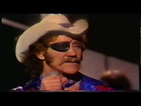 """Dr Hook  - (Ray Sawyer)   """"I Don't Feel Much Like Smilin´""""  (Live from BBC  show 1980)"""