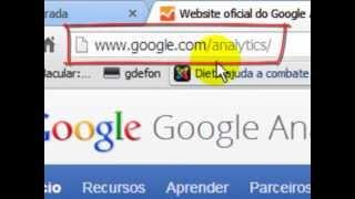 Google Analytics: Como Instalar o Código de Acompanhamento