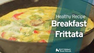 Easy Skillet Breakfast Frittata Recipe