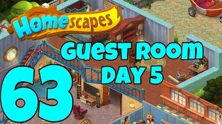 HOMESCAPES - Gameplay Walkthrough Part 63 - Robbie