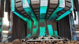 Ed Sheeran - Eraser (Live Ullevi 2018-07-10)