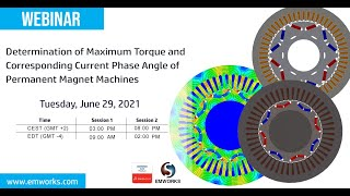 Determination of Maximum Torque and Corresponding Current Phase Angle of Permanent Magnet Machines