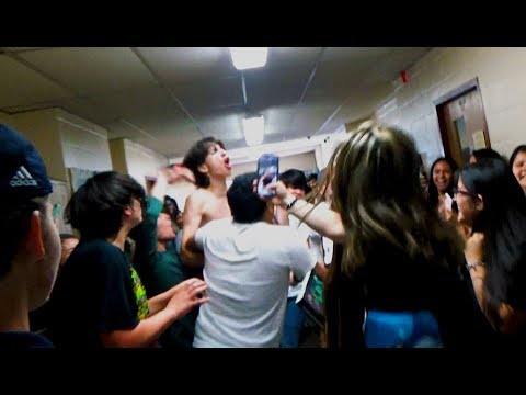 SENIOR YEAR EXTRAS (with a moshpit)