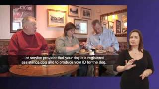 How to apply for a hearing dog.