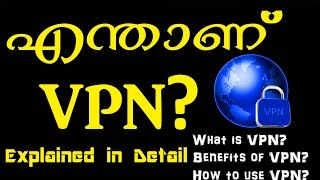 Gambar cover What is VPN/Benefits of VPN/How to use VPN Explained - COMPUTER AND MOBILE TIPS