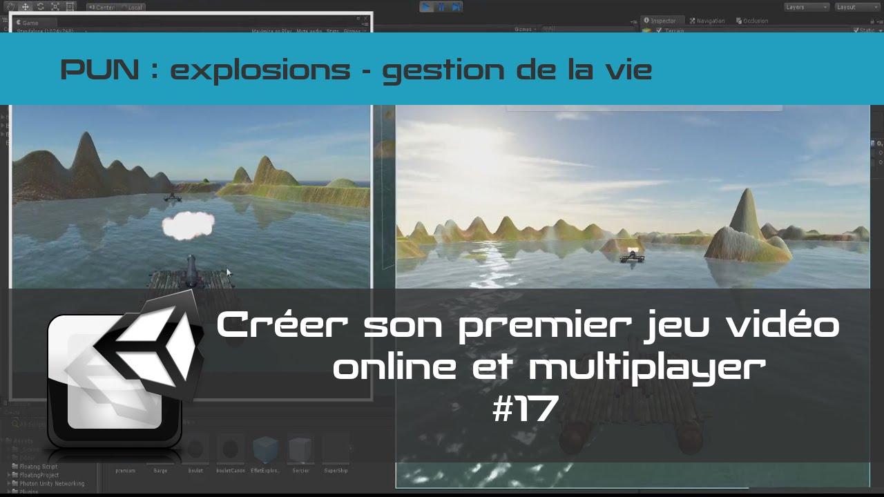 [TUTO Unity3D FR] Photon - Jeu en réseau multijoueurs #17- RPC