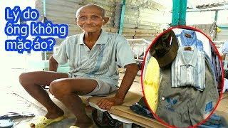 [Phần 3] Tặng áo quần, dép, nón đến ông cụ bán sen ở Bình Dương và cái kết - PhuTha vlog