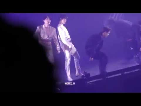 "181219 GOT7 Arena Special 2018-2019 Road 2 U Day2 - Unit Stage ""25"" (Jinyoung Focus)"