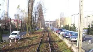 preview picture of video 'Orzesze Jaśkowice- Katowice przez Tychy. Część 3/7 Łaziska Kopanina- Tychy Wyry'