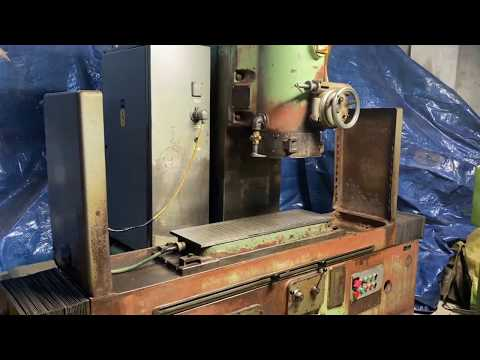 TOS Vertical Cup Grinding Machine