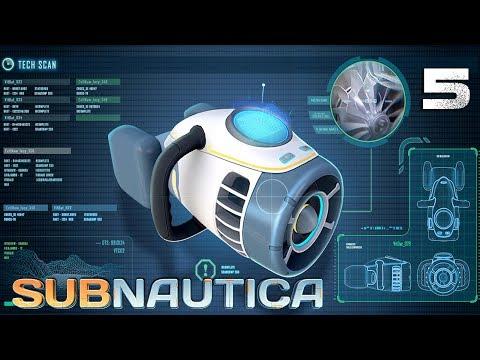 Podvodní Kluzák - Subnautica S4 - Díl 5 - Nakashi