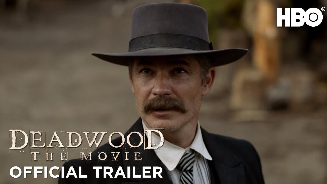 Deadwood: The Movie, 2019 - HBO
