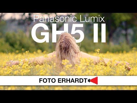 Vorgestellt: Die Panasonic Lumix GH5 II