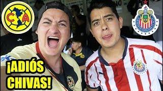 ¡GANÓ EL MÁS GRANDE! Desde el Azteca America 2-0 Chivas