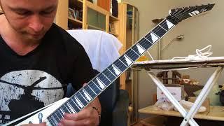 Children Of Bodom - Next In Line Guitar Solo