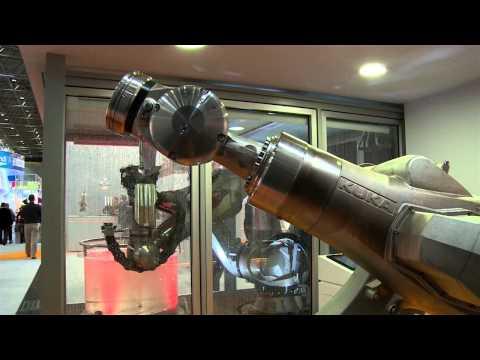 Wo es einen Terminator in Aktion zu sehen gibt