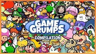 GameGrumps: Paper Mario TTYD 5 hour Compilation