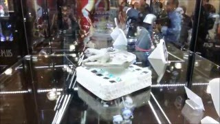 Star Wars Bandai 2016 Egg Attack Beast Kingdom New York Toy Fair 2016