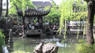 Video : China : Beautiful SuZhou 苏州 and TongLi 同里