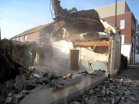 Boxmeer sloop huis familie Moors