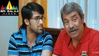 Love You Bangaram Movie Rahul Comedy Scene  Rahul Shravya  Sri Balaji Video