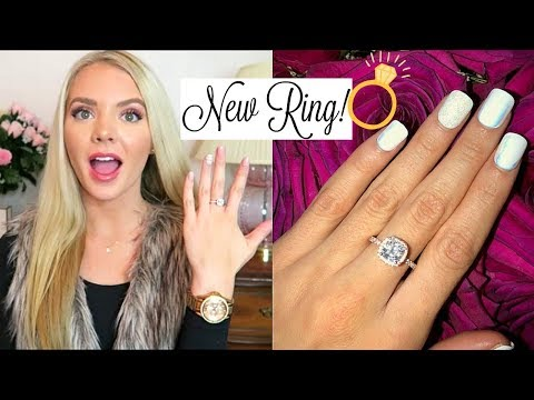A Very Sparkly Ring Review | Lajerrio.com Jewelry